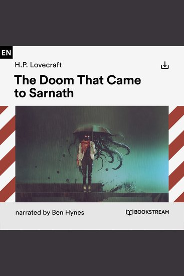 The Doom That Came to Sarnath - cover