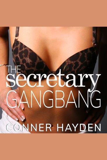 The Secretary Gangbang - cover