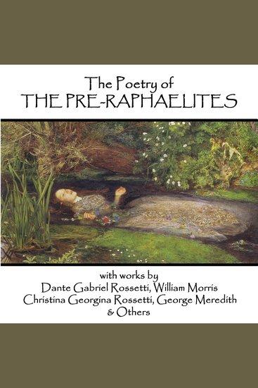 The Pre-Raphaelite Poets - cover