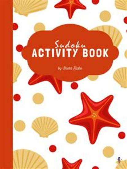 Picture Sudoku Activity Book for Kids Ages 6+ (Printable Version) - cover