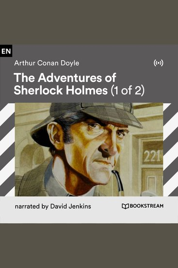 The Adventures of Sherlock Holmes (1 of 2) - cover