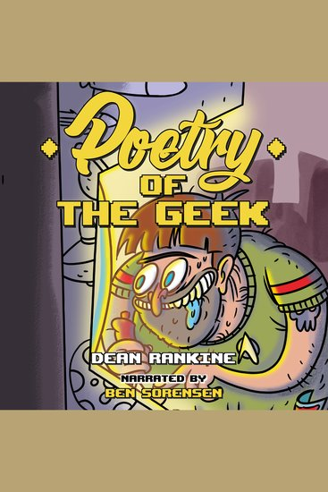 Poetry Of The Geek - cover