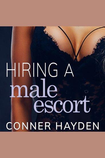 Hiring a Male Escort - cover