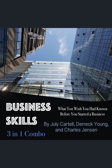 Business Skills - What You Wish You Had Known Before You Started a Business - cover