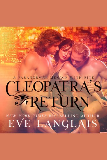 Cleopatra's Return - cover