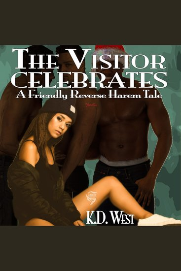 The Visitor Celebrates - A Friendly Reverse Harem Tale - cover