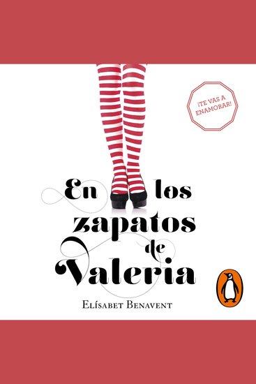 En los zapatos de Valeria (Saga Valeria 1) - cover