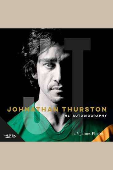 Johnathan Thurston - The Autobiography - cover