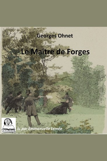 Le maître de Forges - cover