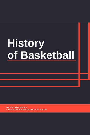 History of Basketball - cover