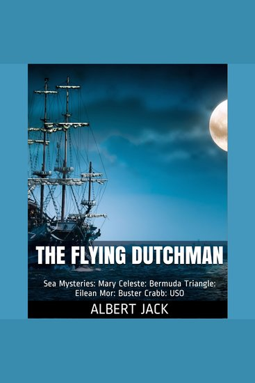 The Flying Dutchman - World Famous Sea Mysteries - cover