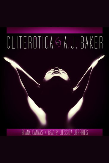 Blank Canvas - An Erotic Short Story - cover