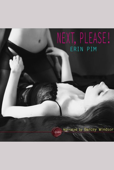 Next Please! - A Lesbian Erotic Short Story - cover