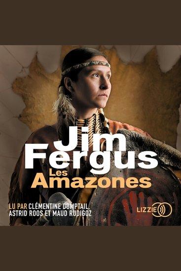 Les Amazones - cover