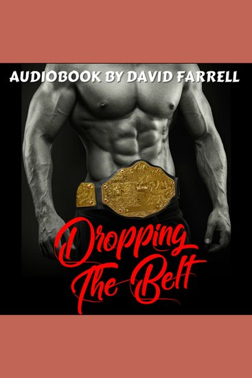 Dropping the Belt - cover