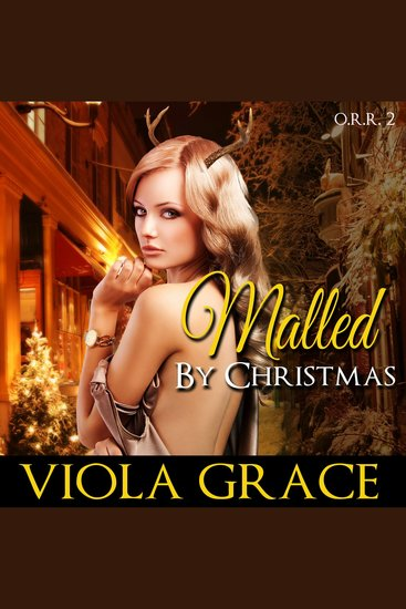 Malled by Christmas - cover