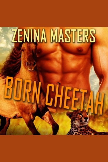 Born Cheetah - cover