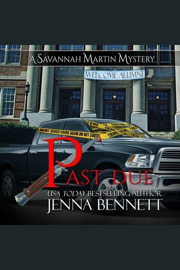 Past Due - A Savannah Martin Novel - cover