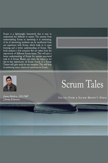 Scrum Tales - Scrum Training Through Real Life Scenarios - cover
