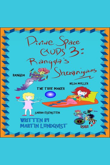 Divine Space Gods III: Rangda's Shenanigans - cover