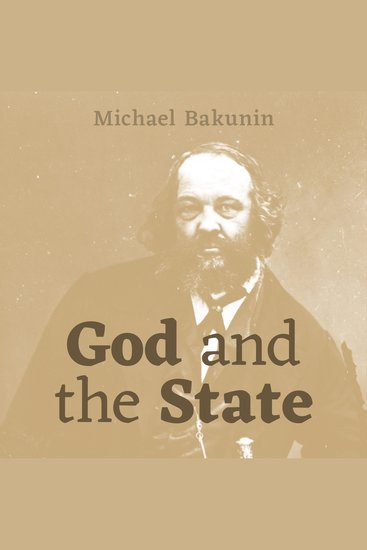 God and the State - cover