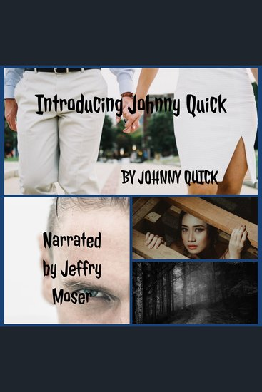 Introducing Johnny Quick - cover