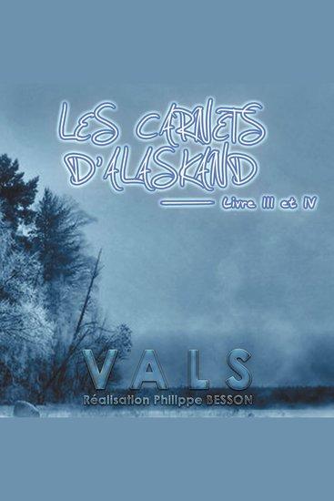 Les carnets d'alaskand L4 - cover
