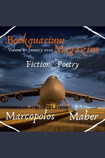 Bookquarium Magazine - Volume 1 - January 2020 - cover