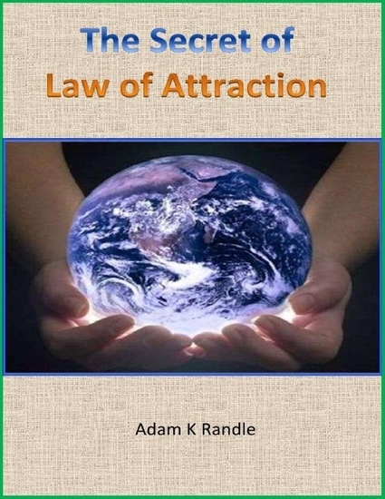 The Secret of Law of Attraction - cover