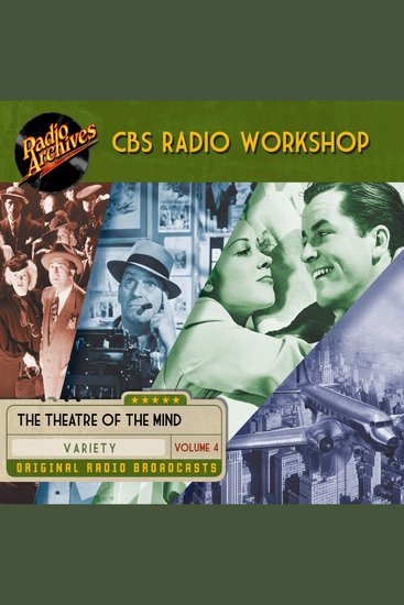 CBS Radio Workshop Volume 4 - cover