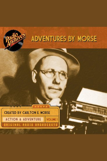Adventures by Morse Volume 1 - cover