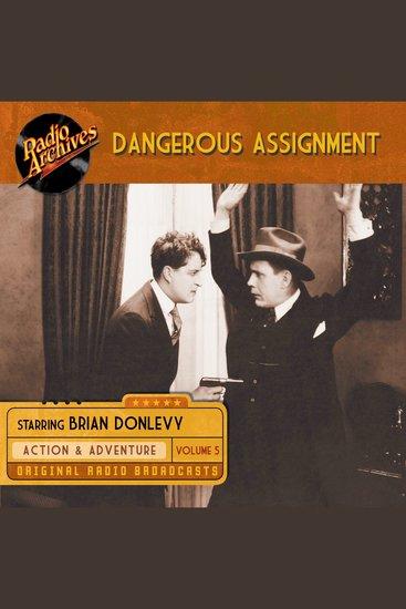 Dangerous Assignment Volume 5 - cover