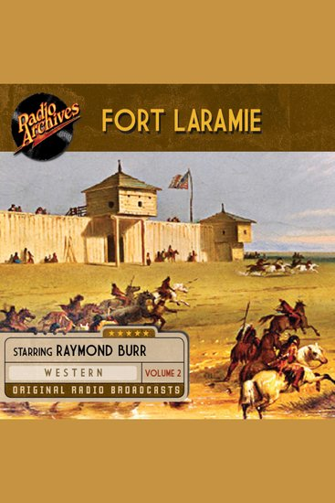 Fort Laramie Volume 2 - cover