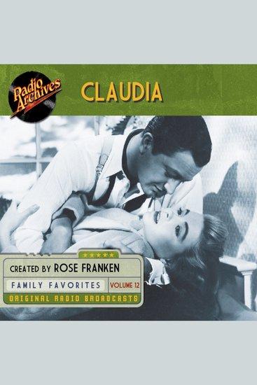 Claudia Volume 12 - cover