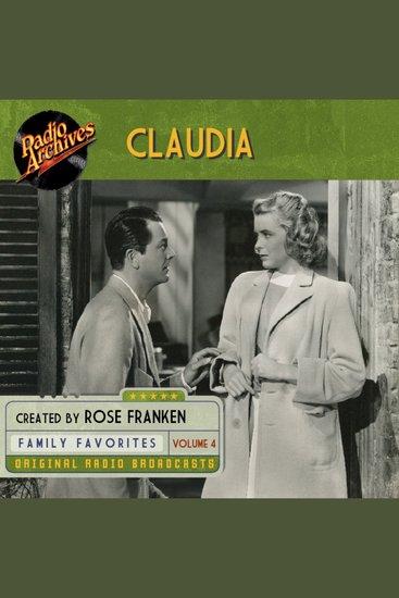Claudia Volume 4 - cover