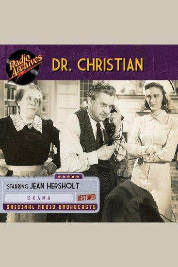 Dr Christian - Original Radio Broadcasts - cover