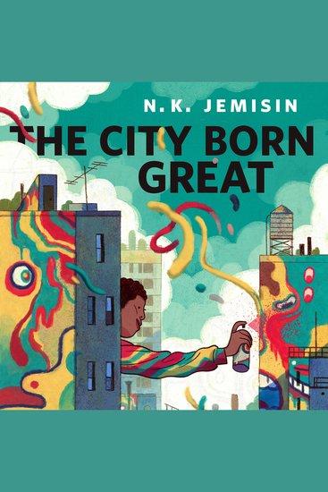 The City Born Great - A Torcom Original - cover