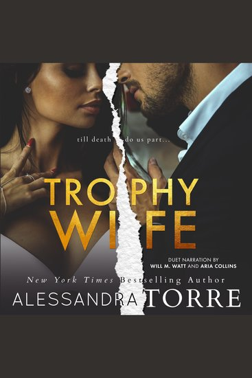 Trophy Wife - cover