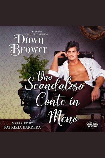 Uno Scandaloso Conte in Meno - cover