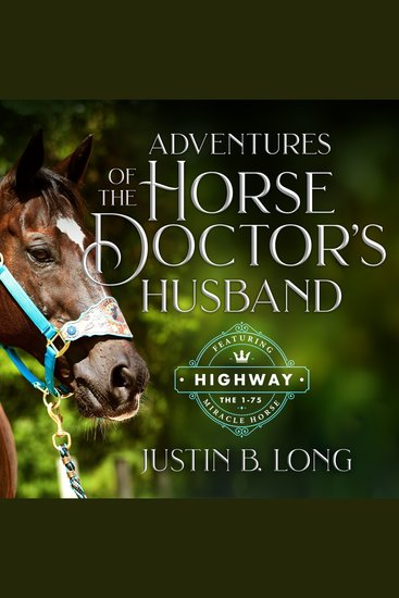 Adventures of the Horse Doctor's Husband - cover