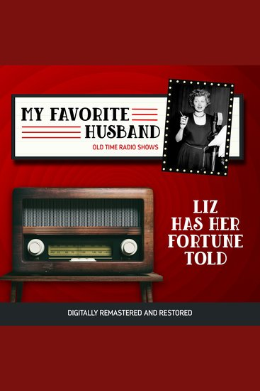 My Favorite Husband: Liz Has Her Fortune Told - cover