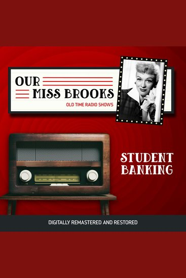 Our Miss Brooks: Student Banking - cover