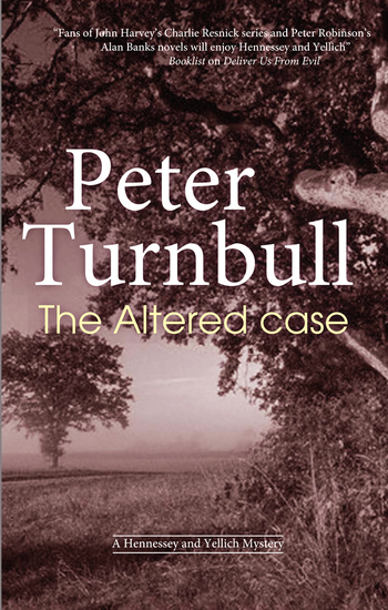 Altered Case - cover