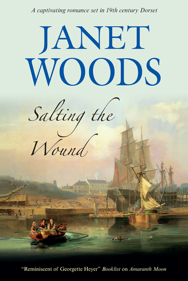 Salting the Wound - cover