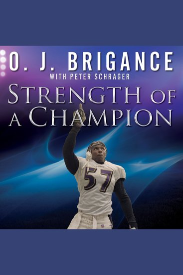 Strength of a Champion - Finding Faith and Fortitude Through Adversity - cover