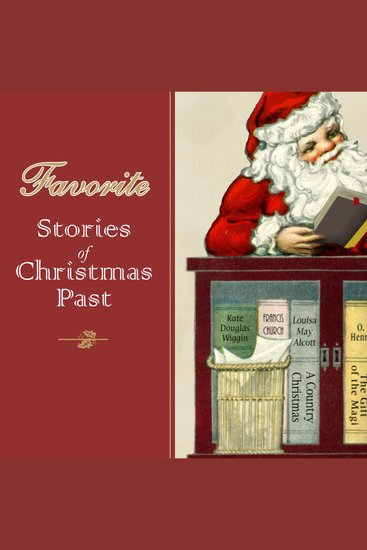 Favorite Stories of Christmas Past - cover