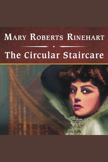 The Circular Staircase - cover