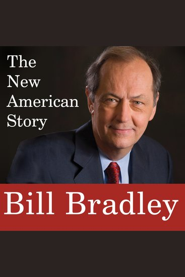 The New American Story - cover