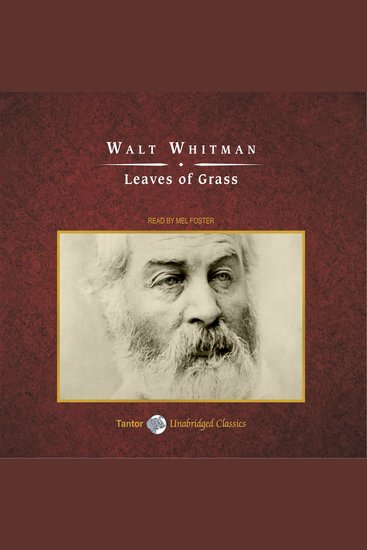 Leaves of Grass - cover