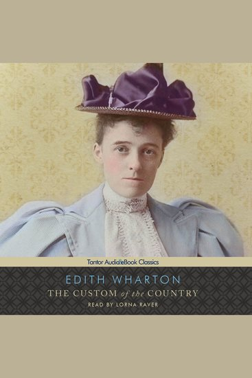The Custom of the Country - cover